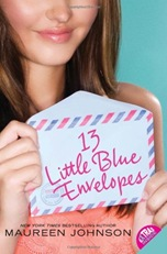 13 little blue