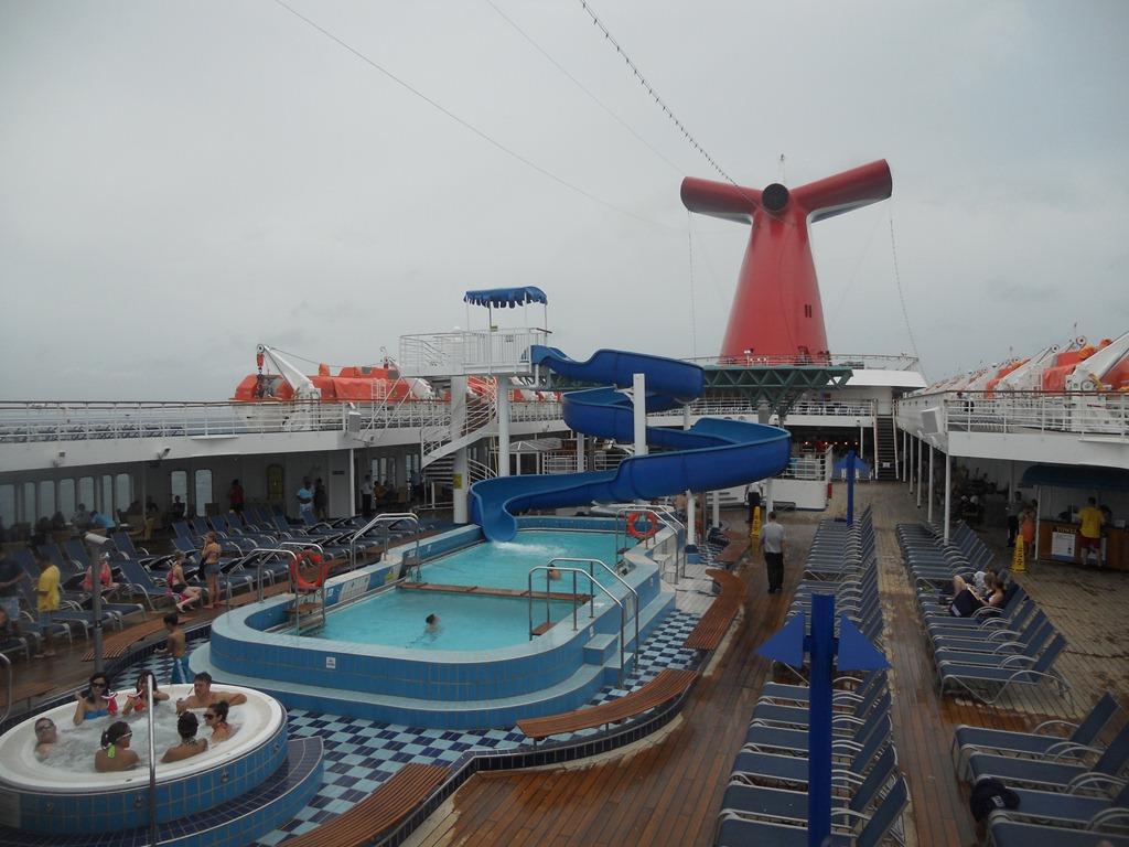 Carnival paradise cozumel cruise stephany writes june 25 2012 252 lido deck baanklon Choice Image