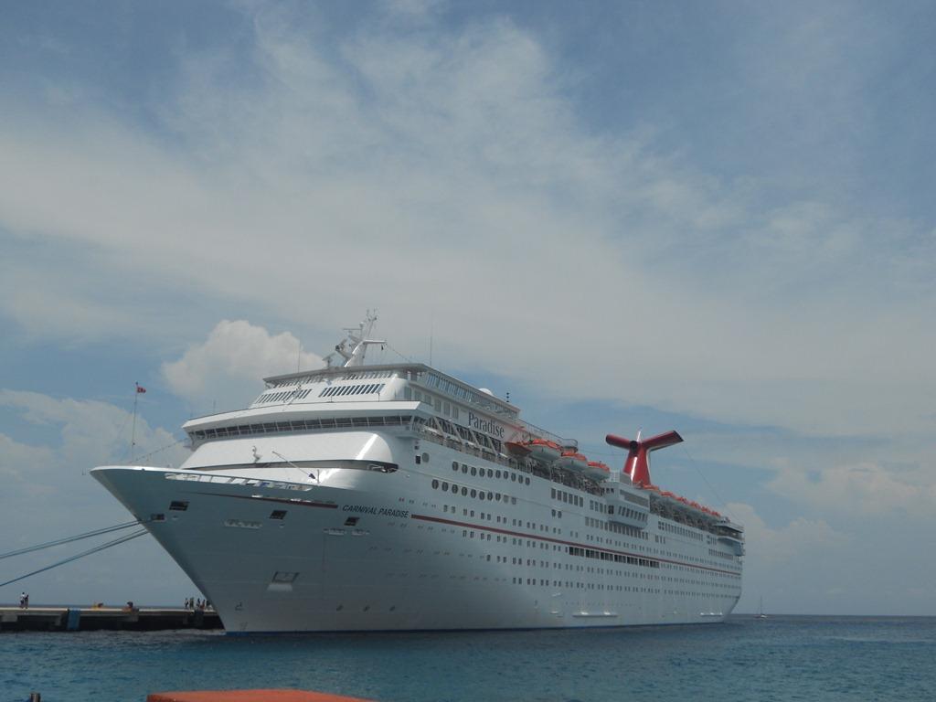 Carnival Paradise Cozumel Cruise Stephany Writes - Cozumel cruise ship schedule