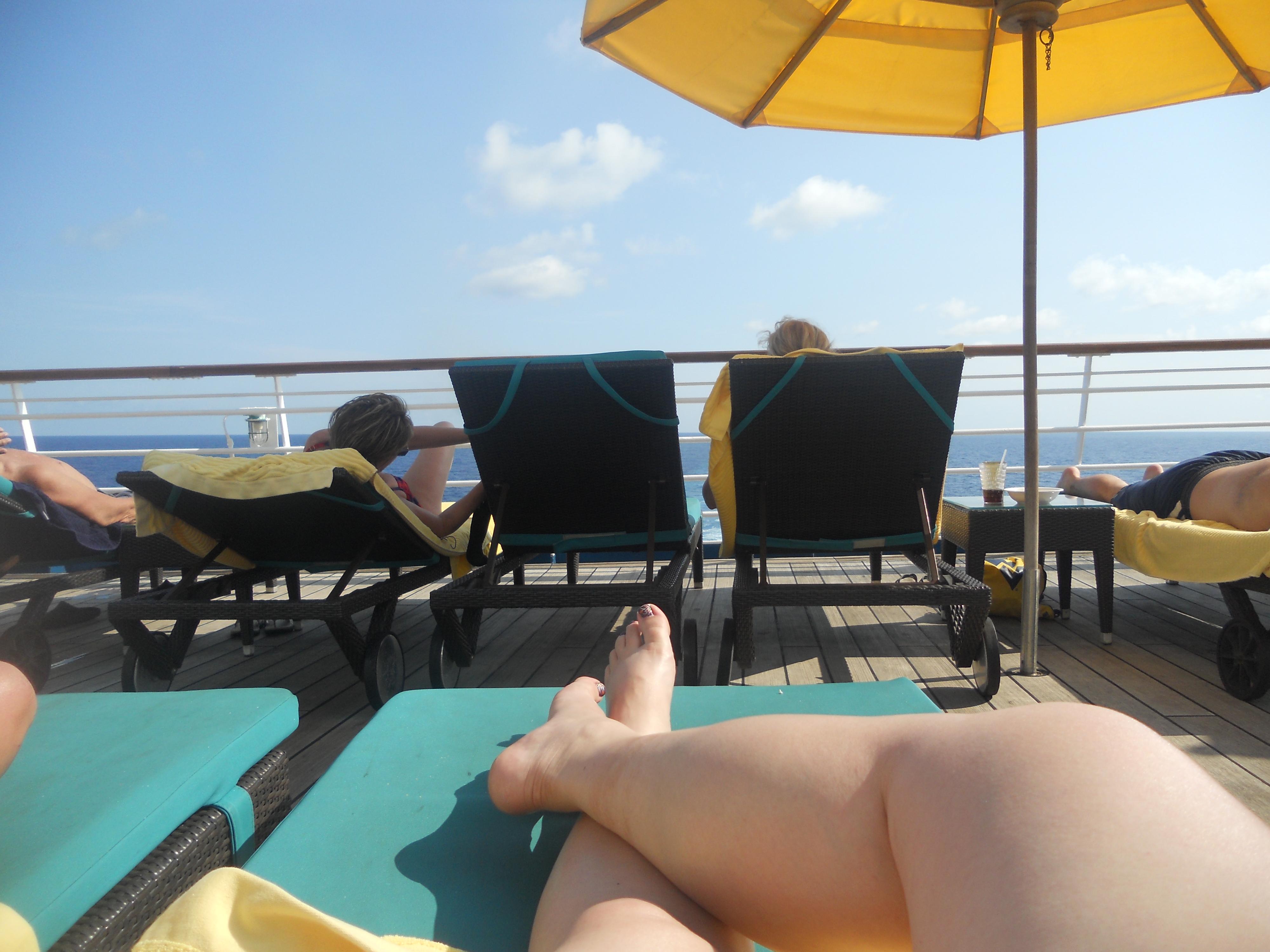 Serenity Deck view, sans mag