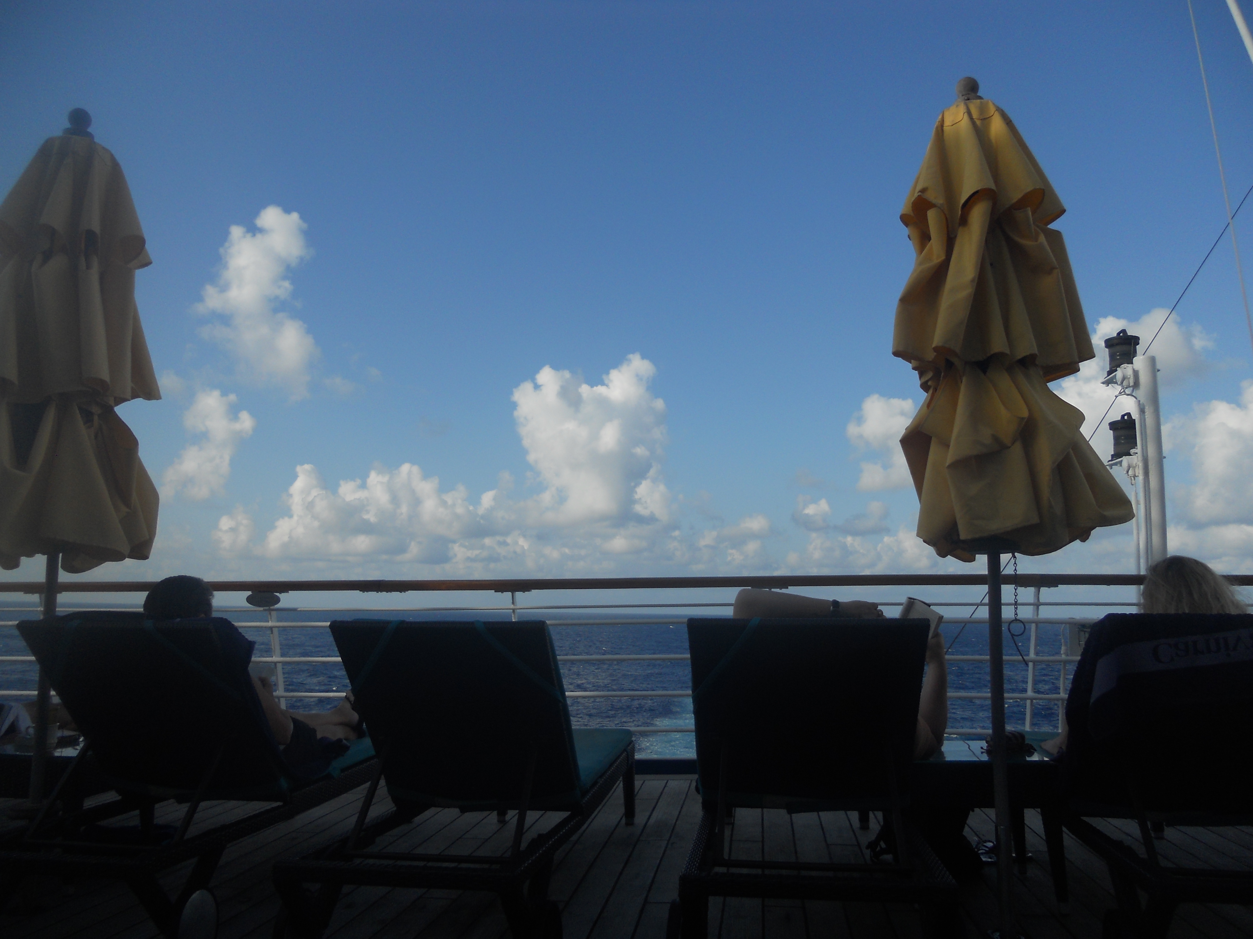 Serenity Deck view