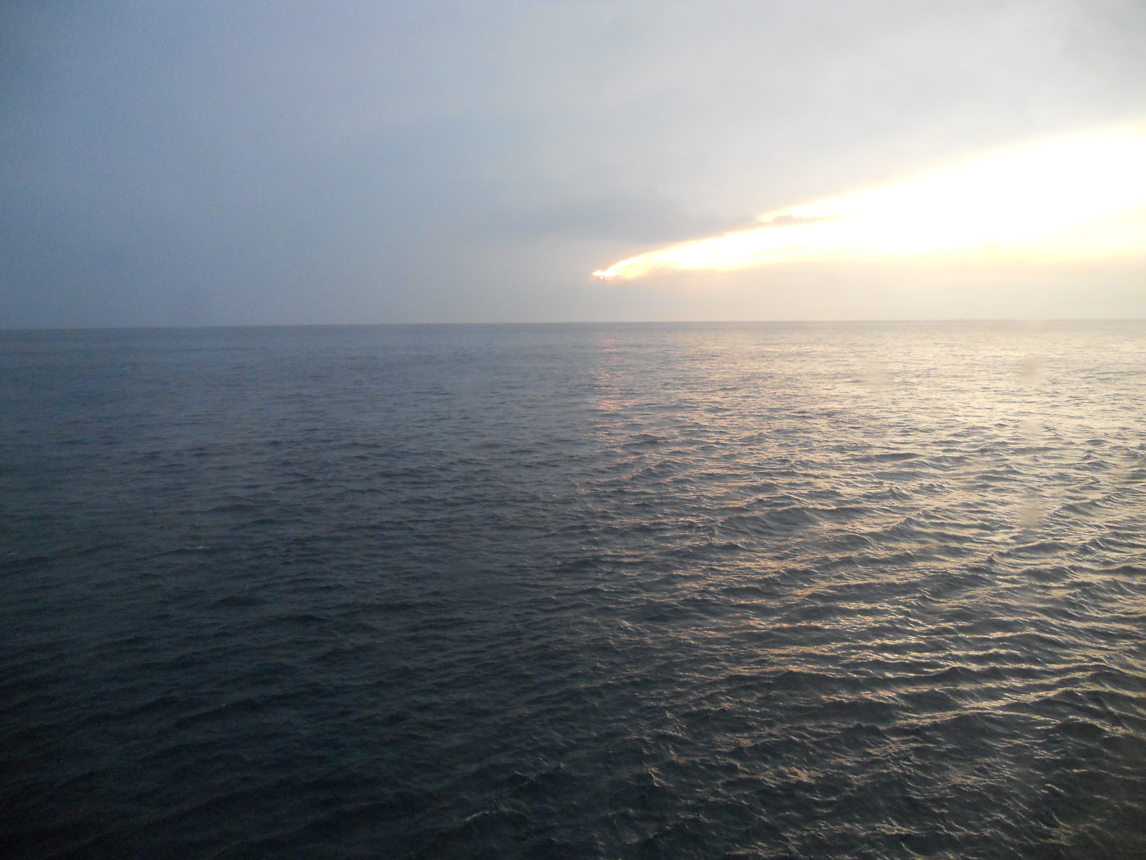 Sunset in Cozumel 3