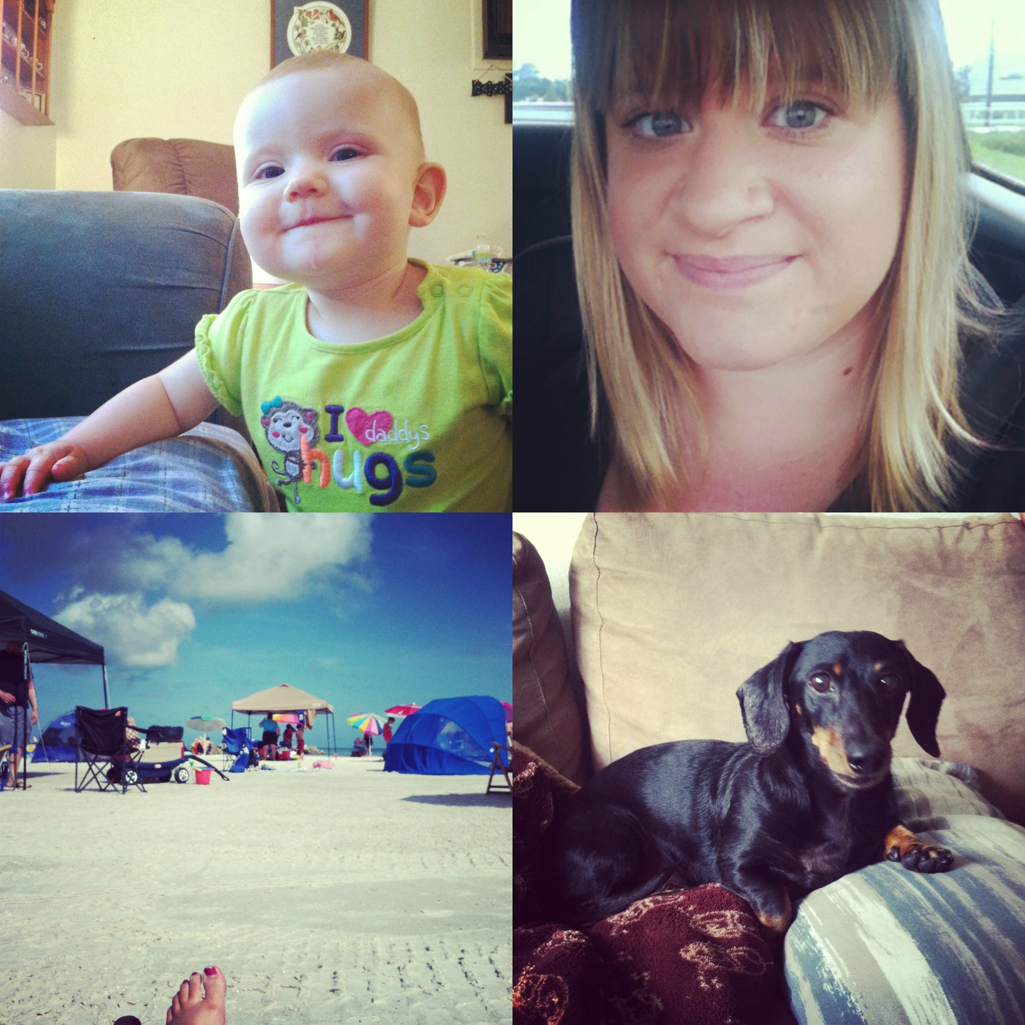 baby mia, selfie, beach, dutch