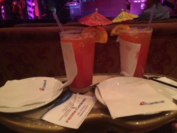 VIFP drinks