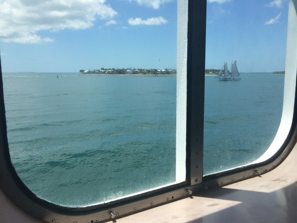 key west out the window