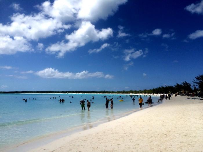 Beach view 3