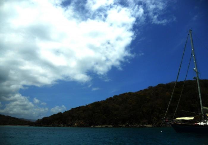 snorkeling view 2