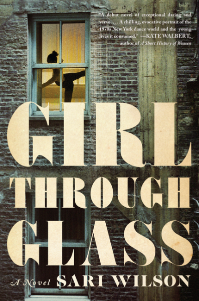 Girl Through Glass cover