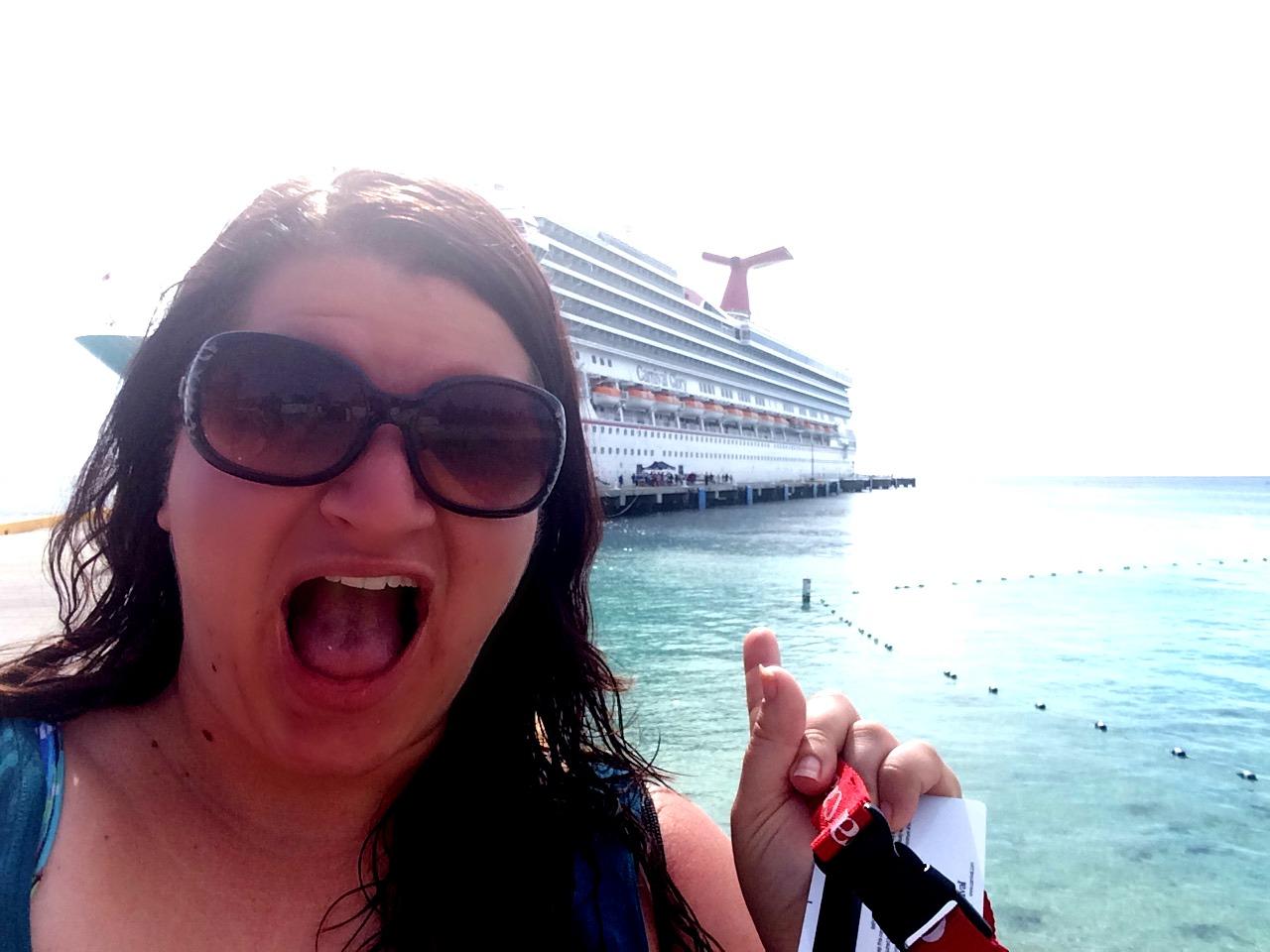 Carnival Glory | Eastern Caribbean Cruise | Day 6 ...