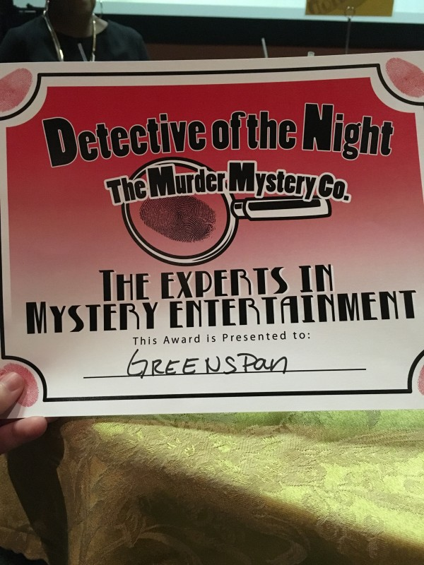 The Murder Mystery Company Tampa